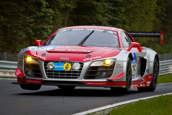 #25 Audi race experience Audi R8 LMS Ultra: Marco Werner, Christian Bollrath, Pierre Ehret, Peter Venn