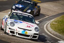 #68 Porsche 911 GT4: Alessandro Cremascoli, Massimo Colnago