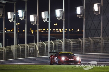 #15 AT Racing Ferrari 458 Italia: Martin Lanting, Niek Hommerson, Louis Machiels