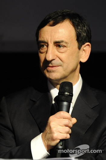 Pierre Fillon, ACO president