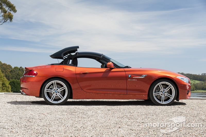 The 2014 BMW Z4 Roadster