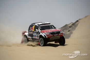#336 Toyota: Adam Malysz and Rafal Marton