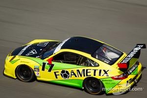 #17 Burtin Racing with Goldcrest Motorsports Porsche GT3