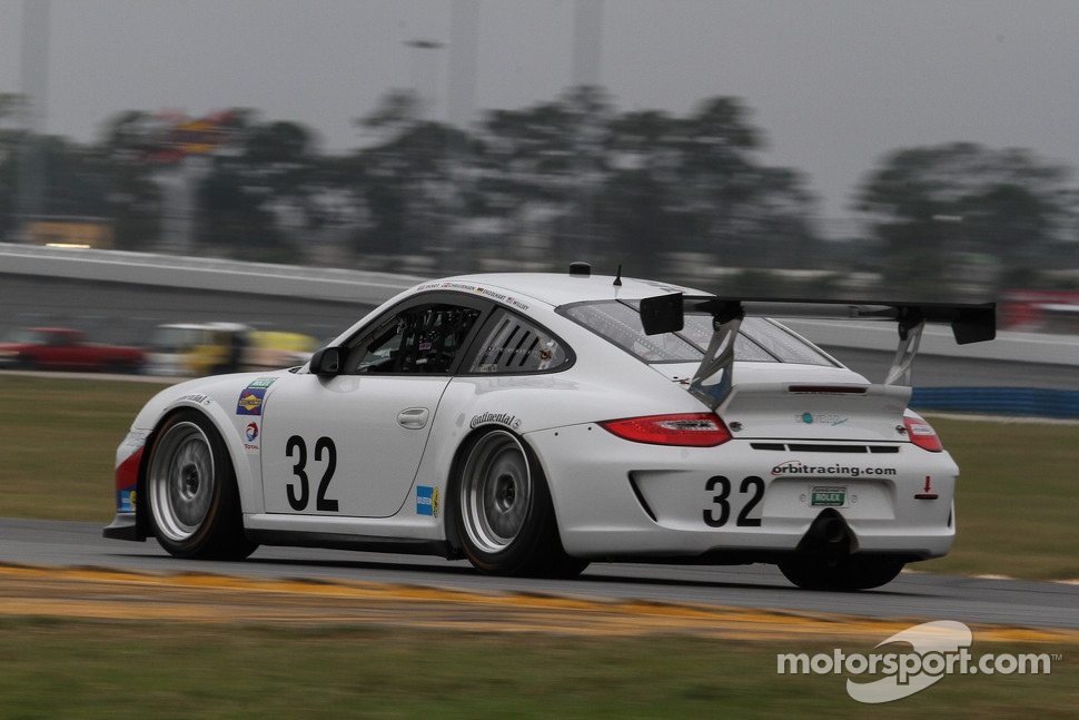 #32 Konrad Motorsport/Orbit Porsche GT3: Michael Christensen, Christian Englehart, Bryce Miller, Nick Tandy