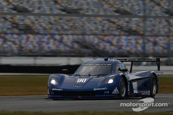 #90 Spirit Of Daytona Chevrolet Corvette DP: Antonio Garcia,  Richard Westbrook, Oliver Gavin, Jordan Taylor