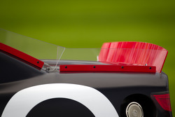 Juan Pablo Montoya, Earnhardt Ganassi Racing Chevrolet, rear spolier