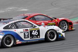 #46 Bliss Autosport Porsche 997 Cup: Oliver Bliss, Harald Schlotter, Roland Poulsen, Philipp Schnyder
