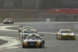 #64 JR Motorsport BMW M3 Silhouette: Steve van Bellingen, Ward Sluys, Michael Verhagen