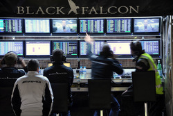 Black Falcon team members