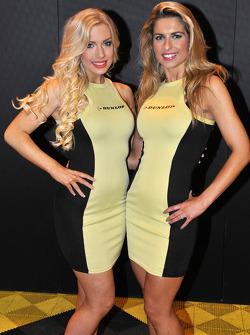 Dunlop Promo Girls