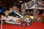 Art at the Autosport International