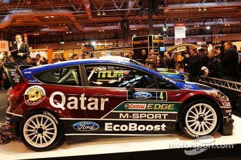 The M-Sport Ford Fiesta RS