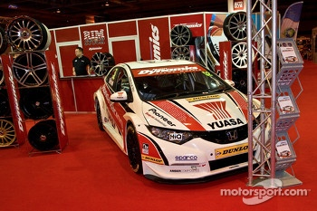 Gordon Sheddons BTCC car
