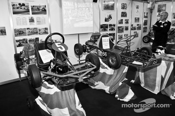 Vintage karts