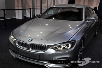 BMW Concept 4 Series Coupé
