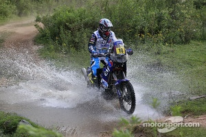 #10 Yamaha: David Casteu