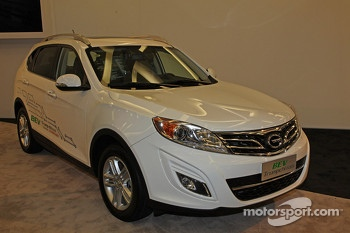 Gac Group BEV Trumpchi GS5