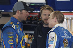Martin Truex Jr. and Mark Martin, Michael Waltrip Racing Toyota