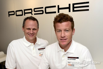 Patrick Long joins CORE autosport