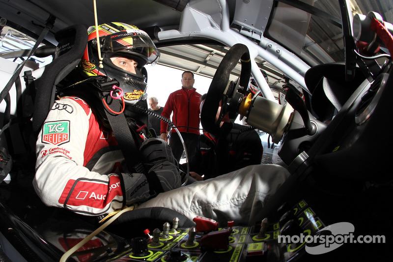 Dion von Moltke practices driver changes
