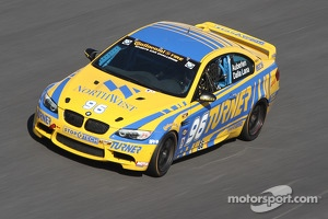 #96 Turner Motorsport BMW M3 Coupe: Bill Auberlen, Paul Dalla Lana