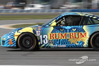 #13 Rum Bum Racing Porsche 997: Matt Plumb, Nick Longhi 