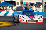 #9 Action Express Racing Corvette DP: Joao Barbosa, Mike Rockenfeller, Burt Frisselle, Christian Fittipaldi
