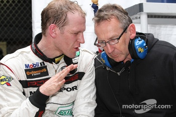 Jrg Bergmeister and Porsche Engineer