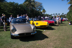 Row of Pininfarina Speciales