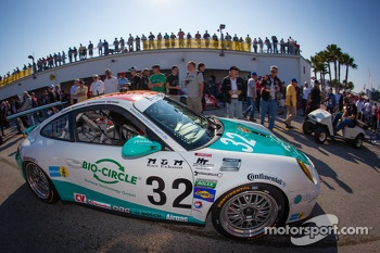 #32 Konrad Motorsport/Orbit Porsche GT3: Michael Christensen, Christian Englehart, Nick Tandy, Lance Willsey