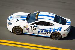 #15 Multimatic Motorsports Aston Martin Vantage: David Empringham, John Farano