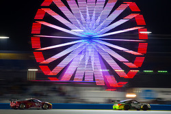 #72 Park Place Motorsports Porsche GT3: Chuck Cole, Grant Phipps, Mike Vess, Mike Skeen, Jean-François Dumoulin, #61 R.Ferri/AIM Motorsport Racing with Ferrari Ferrari 458: Max Papis, Jeff Segal, Toni Vilander, Giancarlo Fisichella