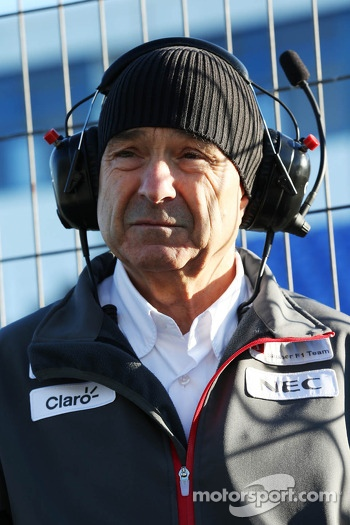 Peter Sauber, Sauber President of the Board of Directors