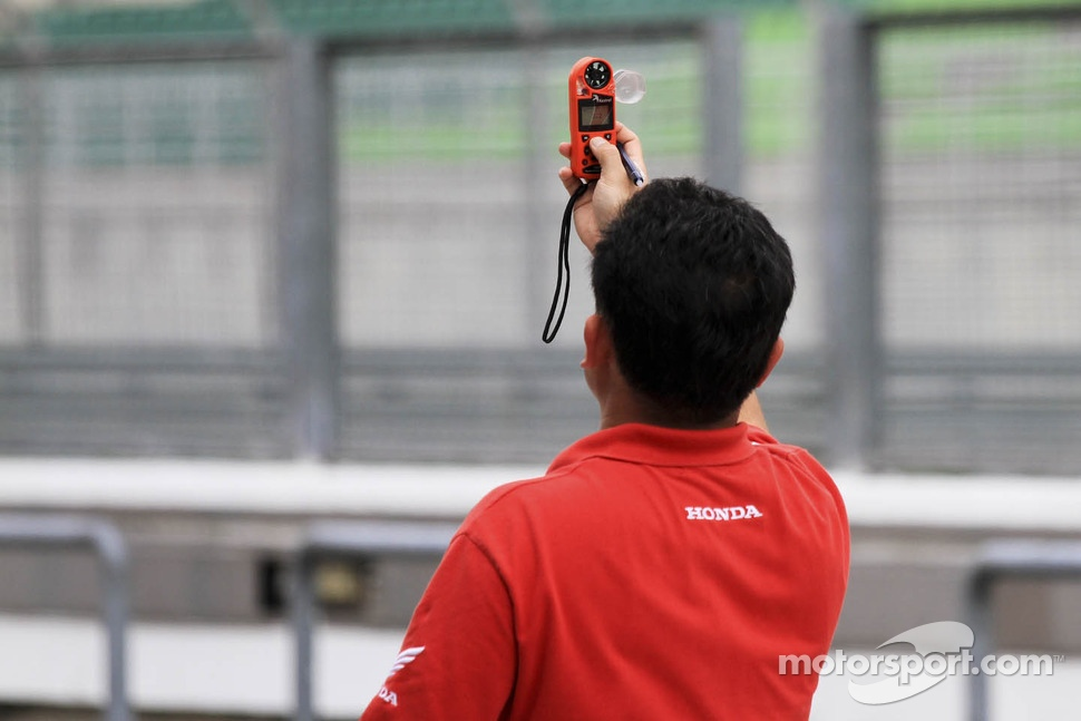 Honda's Engineer