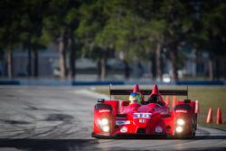 #18 Performance Tech Oreca FLM09 Chevrolet: Charlie Shears, Tristan Nunez