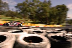 #81 DragonSpeed Audi R8 LMS Ultra: Christian Zugel, Elton Julian, Eric Lux