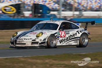 #23 Alex Job Racing Porsche GT3