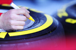 Pirelli tyre marking
