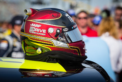 Helmet of Jeff Gordon, Hendrick Motorsports Chevrolet