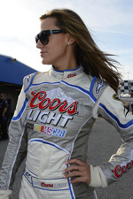 The lovelyMiss Coors Light