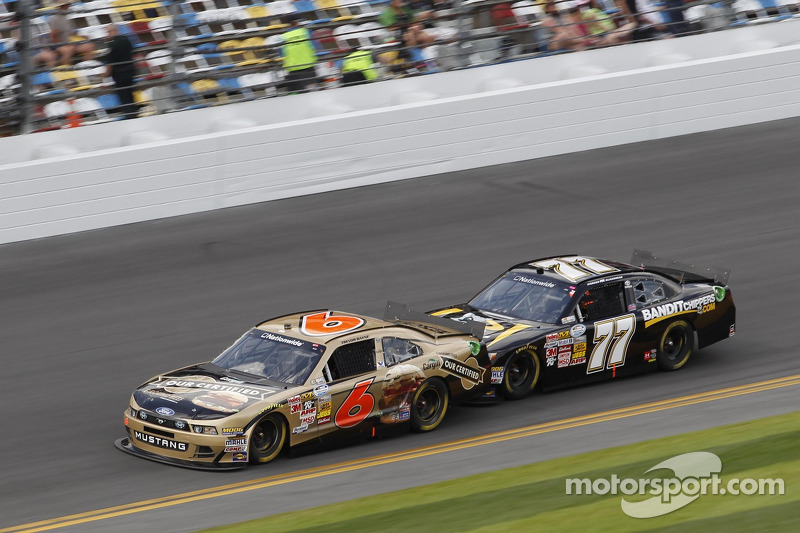 Trevor Bayne and Parker Kligerman
