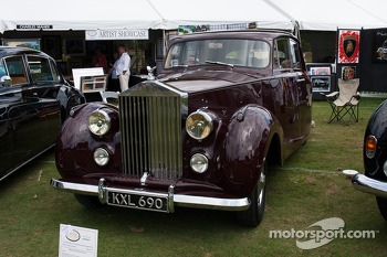1949 Rolls-Royce Silver Wraith Hooper Design #8234