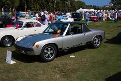 1970 Porsche 914-6 Coupe