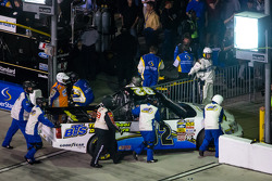 End of the race for Scott Riggs