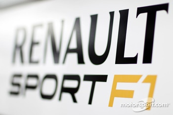Renault Sport F1 logo