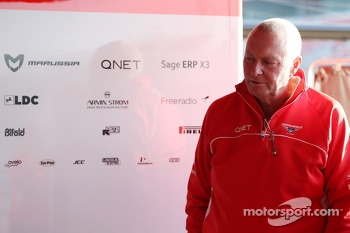 John Booth, Marussia F1 Team Team Principal