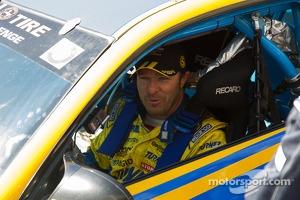 Race winner Bill Auberlen