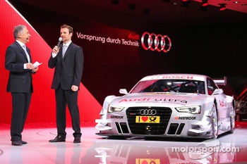 Jamie Green with Audi RS 5 DTM