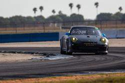 #66 TRG Porsche 911 GT3 Cup: Ben Keating, Damien Faulkner, Craig Stanton