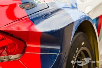 BMW Team RLL BMW Z4 GTE aero detail